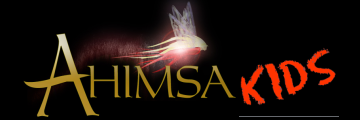 Ahimsa Kids Logo